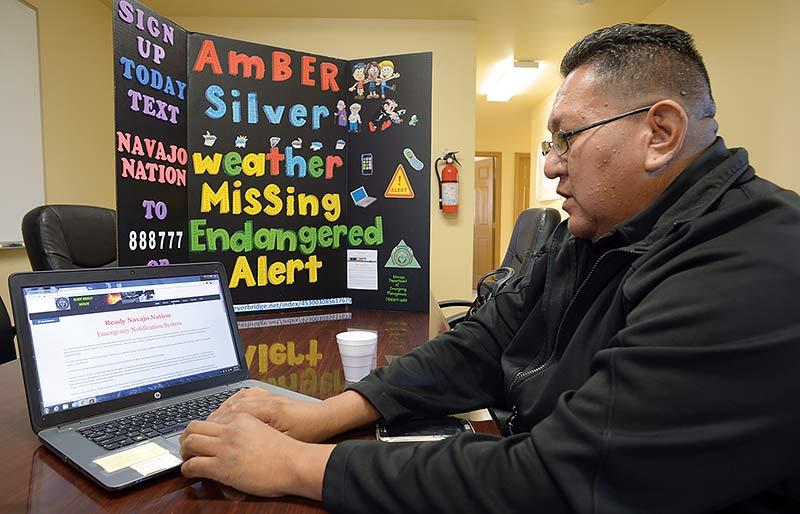 Navajo Endangered Alert